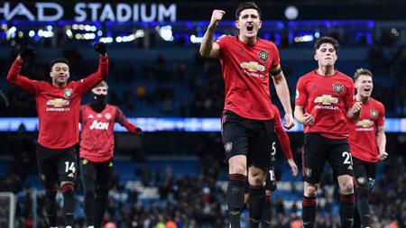 Nasib apes kembali dirasakan Manchester Unitd usai takluk atas Burnley di Liga Inggris di mana ada dua pemain yang dianggap menjadi biang kerok. - INDOSPORT