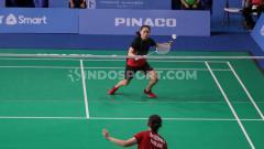 Indosport - Tekuk Unggulan Pertama dan Lolos ke Final SEA Games, Ruselli Hartawan Beberkan Kunci Kemenangannya
