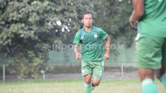 Indosport - Pemain PSMS Medan, Syaiful Ramadhan.