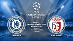 Indosport - Prediksi pertandingan Liga Champpions antara Chelsea vs Lille, Rabu (11/12/19) dini hari WIB.