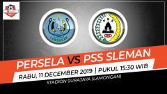 Indosport - Persela Lamongan berhasil mengalahkan PSS Sleman dengan skor 1-0 dalam pembuka pekan ke-32 Shopee Liga 1 2019, Rabu (11/12/19).