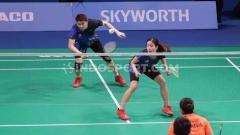 Indosport - Akibat kesal dengan performa pasangan ganda campuran Goh Soon Huat/Lai Shevon Jemie di Spain Masters 2020, media Malaysia sindir pakai judul aneh.