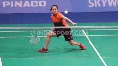 Indosport - Ruselli Hartawan membeberkan 'biang kerok' kekalahannya atas Pornpawee Chochuwong di Badminton Asia Team Championships 2020.