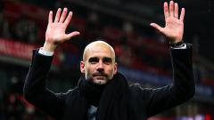 Indosport - Pep Guardiola, pelatih klub Liga Inggris, Manchester City.