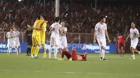 Meski gugur di Piala Asia U-23 2020, Timnas Vietnam masih dianggap sebagai tim terbaik se-ASEAN hingga merendahkan Indonesia. - INDOSPORT