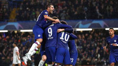 Klub Liga Inggris, Chelsea, mendapat saran untuk membuang tiga pemainnya pada bursa transfer Januari mendatang. - INDOSPORT