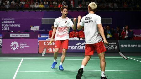 Tidak ada yang menyangka jika dua wakil Indonesia ini ternyata pernah mendapat 'ancaman' dari wasit yang memimpin jalannya pertandingan. - INDOSPORT