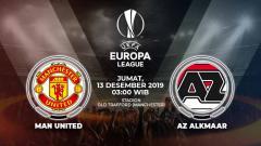 Indosport - Berikut prediksi pertandingan antara Manchester United vs AZ Alkmaar dalam lanjutan Liga Europa 2019-2020 Grup L.