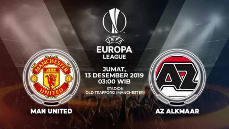 Berikut prediksi pertandingan antara Manchester United vs AZ Alkmaar dalam lanjutan Liga Europa 2019-2020 Grup L. - INDOSPORT