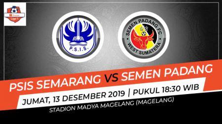 Prediksi pertandingan antara PSIS Semarang vs Semen Padang di kompetisi pekan ke-32 Liga 1 2019. - INDOSPORT