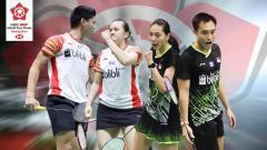 Indosport - Kendati tersingkir di fase grup BWF World Tour Finals 2019,wakil-wakil Indonesia tetap mengantongi uang ratusan juta rupiah.