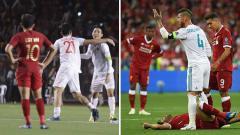 Indosport - Ketika Timnas Indonesia U-23 serupa Liverpool di SEA Games 2019. Foto: Ronald Seger Prabowo/theworldnews.net