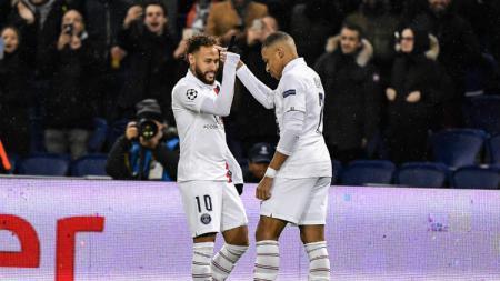 Demi pulangkan Neymar dari PSG, Barcelona akan manfaatkan aturan FIFA. - INDOSPORT