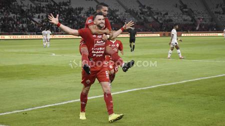 Top Skor Sementara Liga 1 2019: Kesepian, Marko Simic Butuh Teman. - INDOSPORT