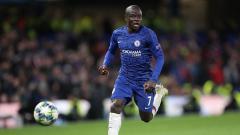 Indosport - Manchester United siap mendatangkan N'Golo Kante setelah bintang Prancis itu terancam oleh rencana Chelsea mendatangkan gelandang West Ham, Declan Rice.