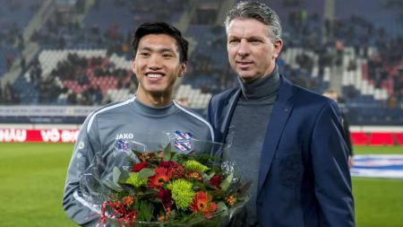Dibuang klub Belanda, Doan Van Hau tulis kalimat perpisahan yang amat menyentuh. - INDOSPORT