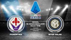 Indosport - Berikut prediksi pertandingan antara Fiorentina vs Inter Milan dalam lanjutan Serie A Italia pekan ke-16, Senin (16/12/19).