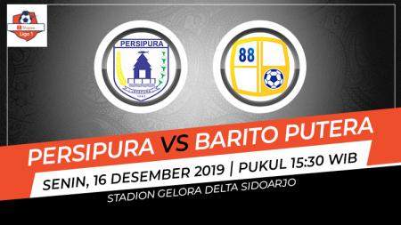 Prediksi pertandingan antara Persipura Jayapura vs Barito Putera tampaknya membuat tuan rumah berusaha untuk jaga asa finish runner up Liga 1 2019. - INDOSPORT