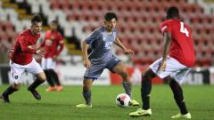 Indosport - Cetak Brace Usai Dicoret Timnas, Jack Brown Dipuji Pelatih Inggris