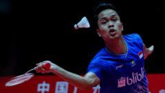 Indosport - Akun resmi BWF (Badminton World Federation) menganggap Anthony Sinisuka Ginting dengan Kento Momota bisa dijadikan contoh untuk menyatukan manusia dalam olahraga bulutangkis.