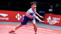 Indosport - Berhasil merangsak ke partai final BWF World Tour Finals 2019, pebulutangkis China, Chen Yufei sukses cetak rekor mengerikan.