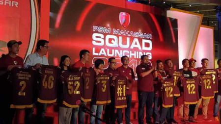 Penghargaan Jersey Terbaik 2019 jatuh kepada seragam klub yang punya sejarah panjang di kasta tertinggi sepak bola Indonesia, Liga 1 yaitu PSM Makassar. - INDOSPORT