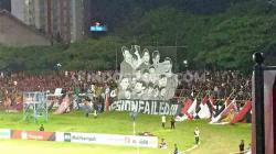 PSM Makassar harus rela bermain imbang dengan PSS Sleman dengan skor 1-1 dalam lanjutan pekan ke-33 Shopee Liga 1 2019, Minggu (15/12/19).