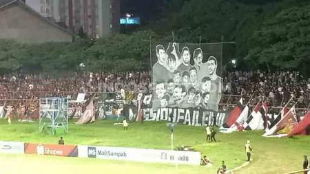 Kisruh soal kepemilikan kawasan Stadion Andi Mattalatta, Makassar, mulai berdampak ke klub Liga 1 PSM Makassar. - INDOSPORT