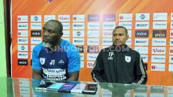 Persipura Jayapura akan menantang tim tamu, Barito Putera dalam laga lanjutan Shopee Liga 1 2019 di Stadion Gelora Delta Sidoarjo, Senin (16/12/19) besok.