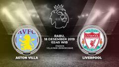 Indosport - Berikut prediksi pertandingan babak perempat final Piala Liga Inggris 2019-2020 antara Aston Villa vs Liverpool di Stadion Villa Park