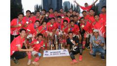Indosport - Juara Copa Selatan U-18 2019, SSB Tunas Merah Putih.