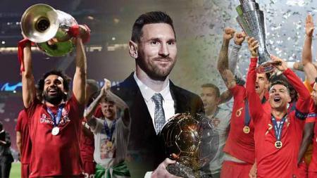 Berbagai momen penting dalam sepak bola internasional telah terjadi sepanjang tahun 2019, dan INDOSPORT telah merangkum beberapa untuk para pembaca setia. - INDOSPORT