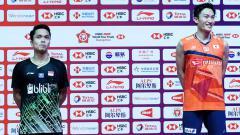 Indosport - Eks pelatih bulutangkis Denmark, Steen Schleicher, bertanya-tanya usai Anthony Sinisuka Ginting tak berhasil mengalahkan Kento Momota (Jepang) di partai final BWF World Tour Finals 2019, Minggu (15/12/19).