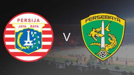 Pertandingan Liga 1 2019, Persija Jakarta vs Persebaya Surabaya - INDOSPORT