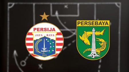 Tepat pada hari ini, dua tahun yang lalu yakni pada 3 Juni 2018 duel klasik antara Persija Jakarta vs Persebaya Surabaya dibatalkan. - INDOSPORT
