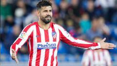Indosport - Atletico Madrid mendapat kabar buruk soal Diego Costa jelang laga Liga Champions 2020/21 kontra Bayern Munchen.
