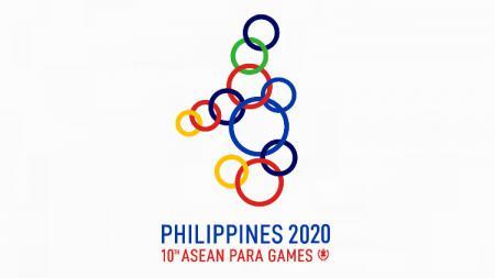 Logo ASEAN Para Games 2020 Filipina. - INDOSPORT