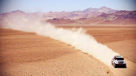Reli Dakar 2020 akan digelar di Arab Saudi. - INDOSPORT