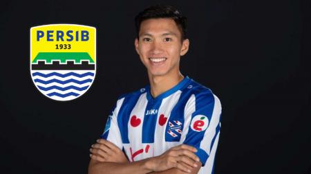 Persib Bandung sepertinya bisa melirik rekan setim Doan Van Hau, untuk menjadi pengganti peran Kevin van Kippersluis di Liga 1 musim depan. - INDOSPORT