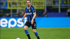 Indosport - Bek gaek klub Serie A Inter Milan, Diego Godin, berpeluang besar untuk meneruskan kariernya di Liga Inggris musim depan.