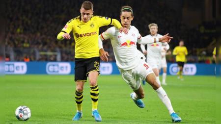 Berikut deretan pemain beragama Islam di pentas Bundesliga Jerman 2019-2020 yang malah diharuskan berlaga pada momen Idul Fitri atau lebaran. - INDOSPORT
