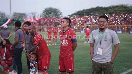 Persijap Jepara tak menutup kemungkinan akan mendaftarkan markasnya yakni Stadion Gelora Bumi Kartini (GBK) sebagai salah satu tuan rumah Liga 2. - INDOSPORT