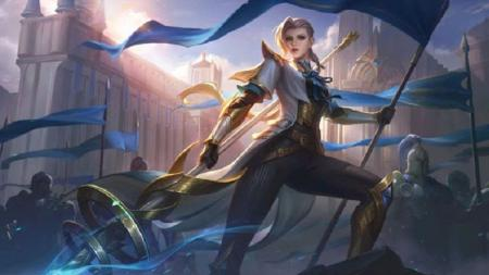 Hero Mobile Legends, Silvanna. - INDOSPORT