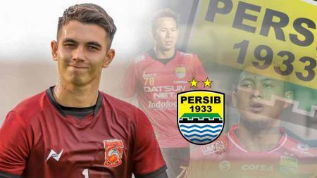 Kiper Timnas Indonesia U-23 Nadeo Argawinata dikabarkan bakal merapat ke Persib Bandung jelang kompetisi Liga 1 2020 mendatang. - INDOSPORT