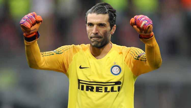 Gianluigi Buffon (Inter Milan). Copyright: Grafis:Ynt/Indosport.com