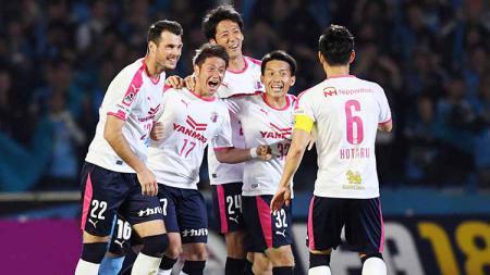 Profil singkat klub Jepang Cerezo Osaka, La Masia benua Asia yang memproduksi Takumi Minamino serta para bintang sepak bola top dunia lainnya. - INDOSPORT