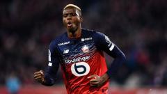 Indosport - Klub Ligue 1 Prancis, Lille, mengonfirmasi bahwa pihaknya telah menolak dua penawaran untuk Victor Osimhen yang membuat peluang Arsenal terbuka
