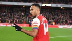 Indosport - Pierre-Emerick Aubameyang ke Real Madrid, Arsenal gencar incar striker Chelsea, Willian.