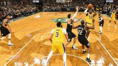 Indosport - Jadwal Pertandingan NBA hari ini akan menampilkan laga Milwaukee Bucks lawan Minnesota Timberwolves dan duel LA Lakers vs Phoenix Suns.