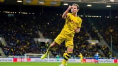 Indosport - Gelandang Borussia Dortmund, Mario Gotze, selangkah lagi gabung AC Milan karena suatu alasan.